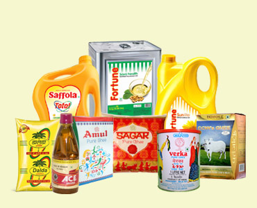 Indian Cooking Oils / Ghee Supplier Democratic Republic of Congo