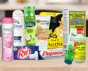 Indian Cosmetics / Herbals & Toiletries Supplier Democratic Republic of Congo