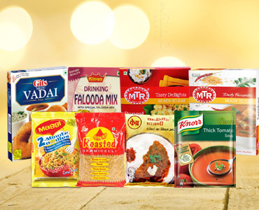 Indian Instant Mixes / Noodles / Instant Food / Vermiceilli Supplier Democratic Republic of Congo