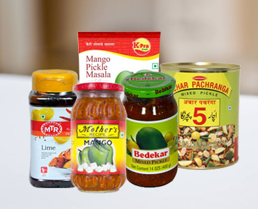 Indian Pickles / Sauces / Chutneys  Supplier Democratic Republic of Congo