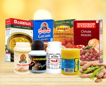 Indian Spices & Masalas / Pastes Supplier Democratic Republic of Congo